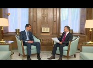 Assad: Syria has 'no relation' with Hamas, will Never Trust it Again