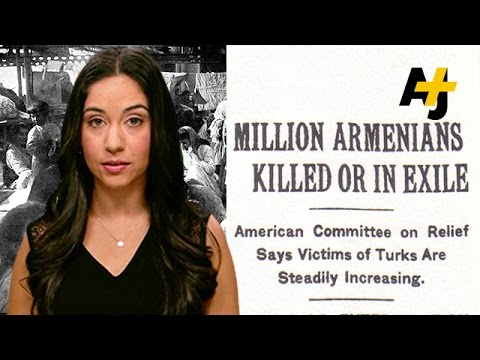 """Controversy as the """"Forgotten Genocide"""" of the Armenians turns 100"""
