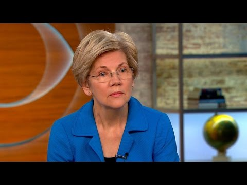 Elizabeth Warren wants to see Hillary Clinton's positions on Student Loans, Middle Class
