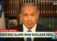 Netanyahu slips, Reveals reason for Opposition to Iran Deal