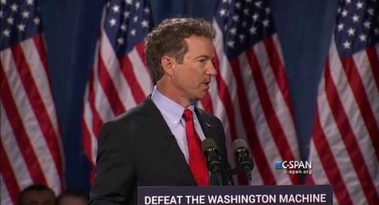 President Rand Paul's Middle East Policy