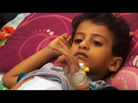 Yemen:  Children caught in the crossfire as Houthis take Aden