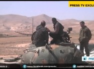 Hizbullah, Syrian Army push back al-Qaeda in Qalamoun as Christian militia mobilizes