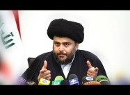 Iraqi Shiite cleric al-Sadr threatens USA as GOP Draft Seen aiming at Partition