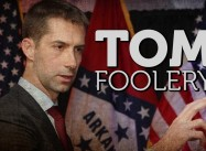 Is Sen. Tom Cotton right that ISIL is Winning?