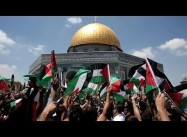 Palestinian Catastrophe Day:  Injuries as Israeli Soldiers Attack Peaceful Nil'in Protest