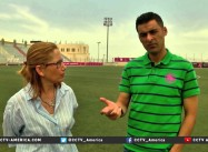 Palestinians won't back down on Expelling Israel from In'tl Soccer for Apartheid