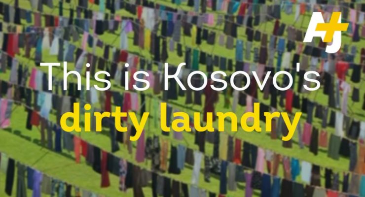 5,000 Hanging Skirts:  How Women Remember War Rape in Kosova