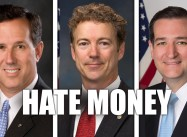 Dear GOP: Play the Angry White Man card Enough & you might attract Racist Donors