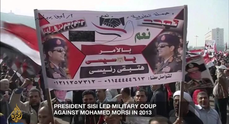 Egypt: Year of Abuses Under al-Sisi — President Gets Western Support While Erasing Human Rights Gains
