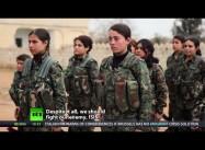 Her War:  Kurdish Women Commandos take on ISIL/ Daesh in Syria