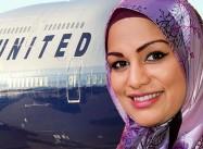 United Tells Muslim Woman Passenger 'No Soda For Terrorists'