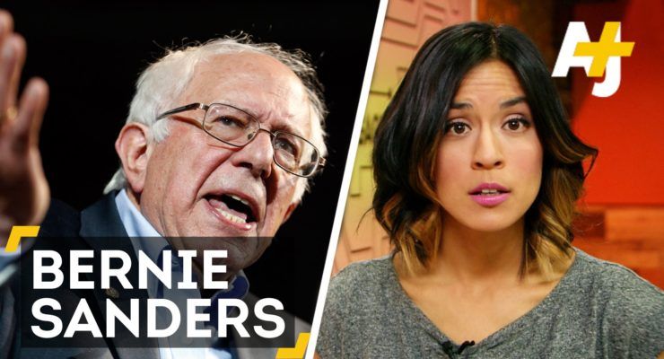 Celebrating Bernie Sanders via Stand-Up: He doesn't Give a —