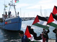 Israelis Detain, expel Former democratic Pres. of Tunisia from Gaza Aid Flotilla; he vows to return