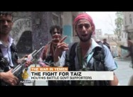 Yemen:  As Aden Falls to pro-Saudi forces, Focus now on Taiz