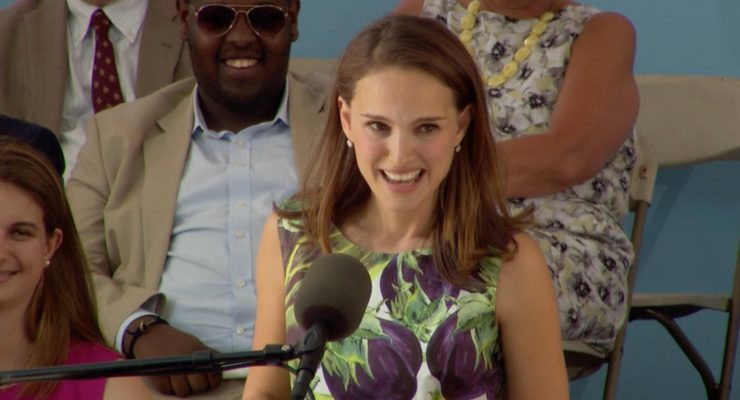Defending Natalie Portman on Holocaust:  Sometimes it can be subverted to fear-mongering