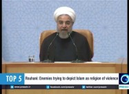 Iran Pres. Rouhani criticizes Hardliners, is slapped down by Revolutionary Guards