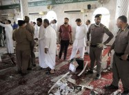 Is ISIL/ Daesh biggest threat to Saudi Arabia:  Mosque of Secret Police Bombed