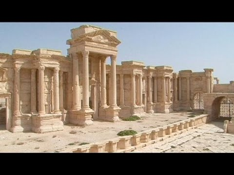 ISIL's Assault on History: Blows Up 1st Century Baal Shamin Temple in Palmyra