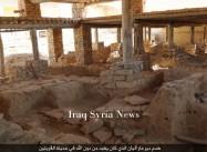 ISIS Desecrates, Razes Ancient Christian Monastery in Syria
