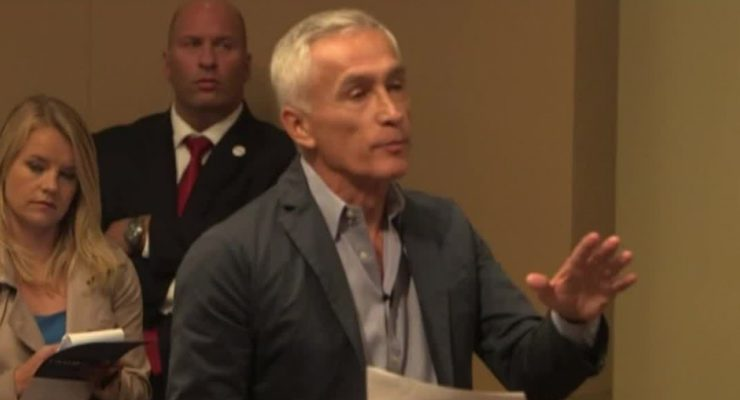 Jorge Ramos explains his ejection from Trump's press conference