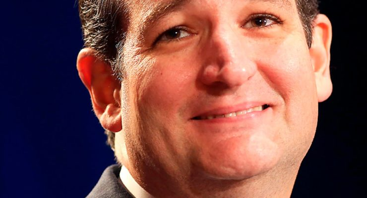 "Ted Cruz:  ""Obama Is Funding Terrorists via Iran Deal!"" (Forgets Reagan, Cheney)"