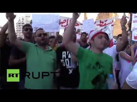 """You Stink!"" Movement Gives Lebanese Gov't 72 Hours to Meet Protesters Demands"