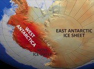 Could we melt all the Ice in Antarctica if we Keep on Burning Fossil Fuels