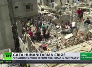 Nearly all of Gaza's Water 'Undrinkable'