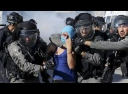 Violent clashes in Jerusalem fed by extreme Israeli counter-measures
