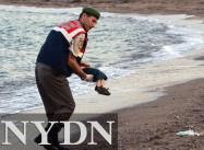 Why I Shared a Horrific Photo of a Drowned Syrian Child