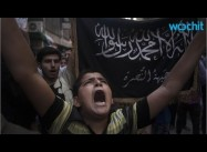 Al-Qaeda in Syria Leader: Kill Alawite Minority, Russians; Christians fear West Backs Him