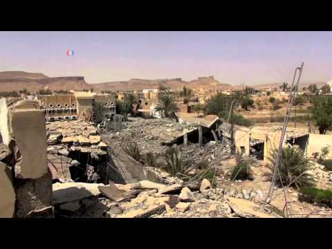 Brutal Bombing of Yemen risks Destroying its Cultural Heritage along with Civilian Lives