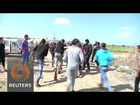 Israeli Army kills 6 Palestinians, wounds 145 at Gaza Border Demonstration