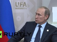 Putin says Afghan Situation 'Close to Critical': Will he intervene there, Too?