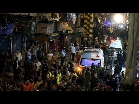 Beirut: ISIL claims twin Suicide Bombs in Shiite Area that kill over 41, injure 200