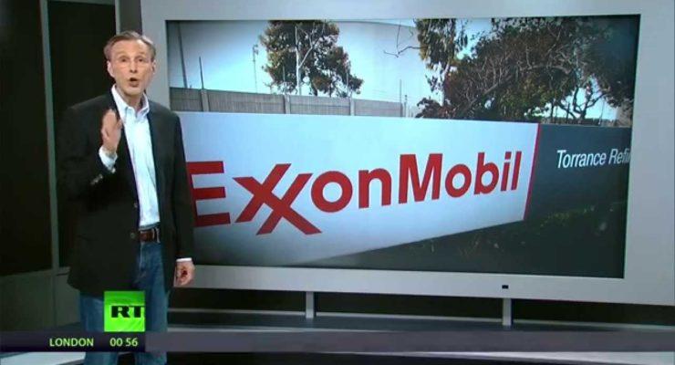 Fury as Probe Demanded into Exxon's Historic Climate Crime