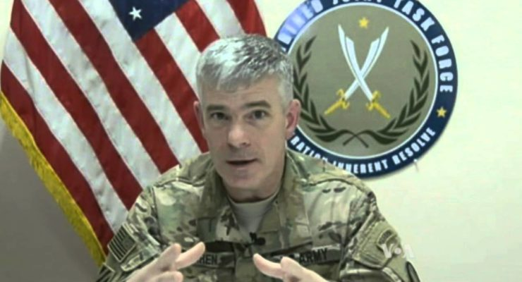 Iraq:  Eastern front against ISIL slowed by Internal Divisions, Unenthusiastic USAF