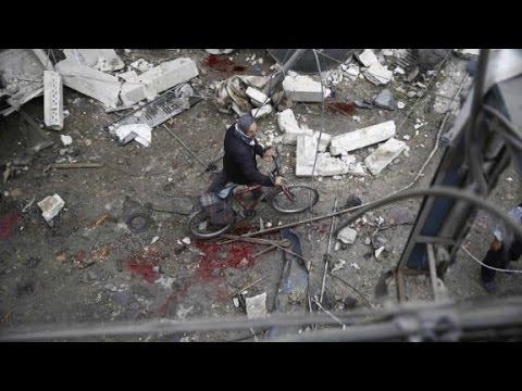 Regime Market Bombing Kills 100: Don't Syrian Lives Matter?