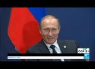Putin: Turkey was protecting ISIL oil Smuggling;  Russia urges Assad-Kurdish Alliance
