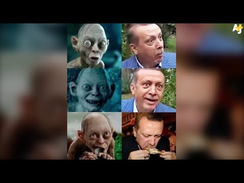 Turkish Dr. faces Prison for Comparing Pres Erdogan to Gollum of Lord of the Rings