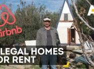 Airbnb profits from Israeli theft of Palestinian Land with Squatter Listings