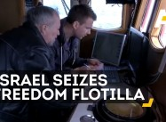 Israel Sued in US over Flotilla Attacks