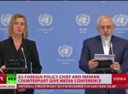 "Jubilation in Iran on ""Implementation Day"" ending Sanctions"