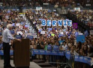 Media Blackout on Bernie Sanders Continues even though he leads Trump in Polls