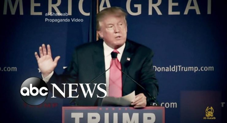 Radical Al-Shabab uses Trump in Recruiting Video & Muslim preachers denounce him along with ISIL