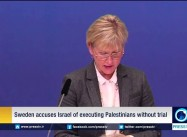 Swedish FM: Israel Extrajudicial killings;  Netanyahu: OK to Kill Assailants