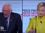 Clinton and Sanders on Mideast War and Kissinger's Legacy (PBS Debate)
