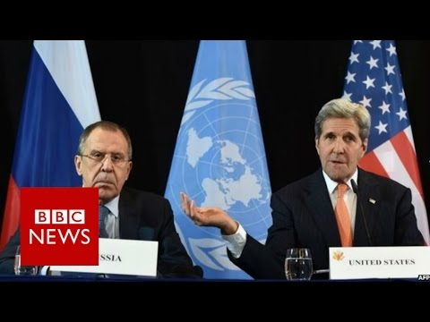 Despite Syria Cease Fire, Belligerents Plot military Victory