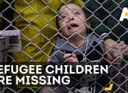Fears of Trafficking: 10,000 Refugee Children Missing In Europe